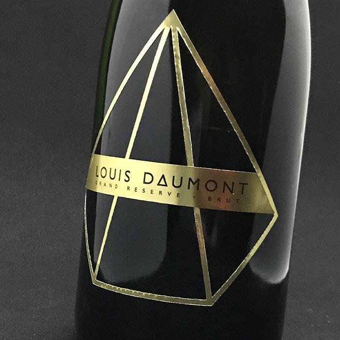 Ontwerp logo en layout Champagne