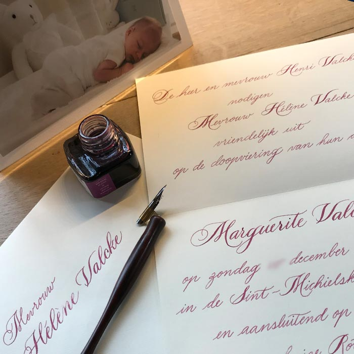 Doopfeest Marguerite